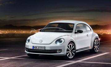 Volkswagen New Beetle 1.6 CR TDI Design DSG