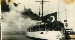 Atatürk'ün cenazesinde çekilmiş fotoğraflar